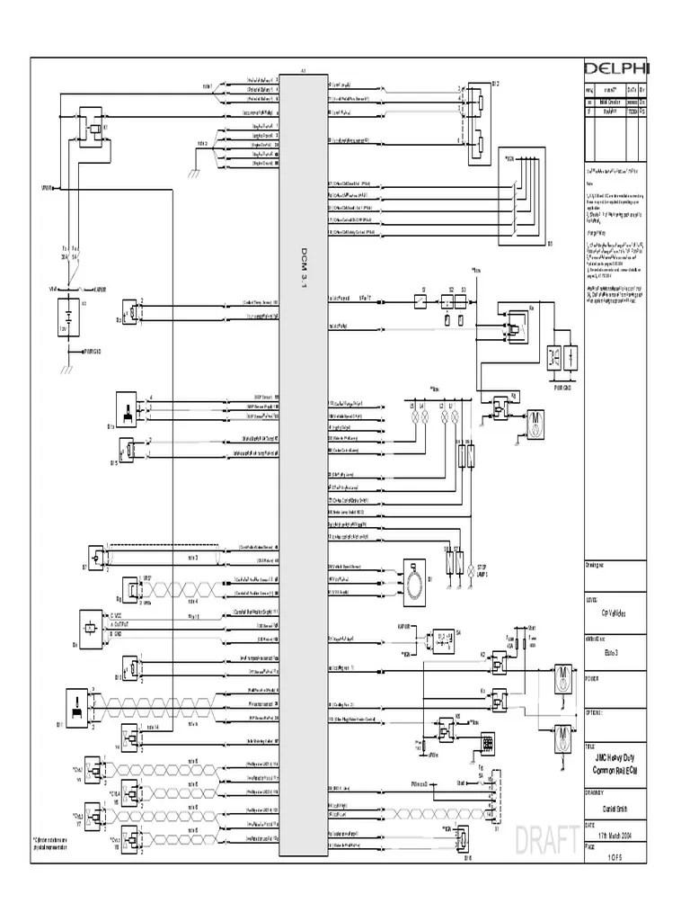 hight resolution of delphi coil diagram