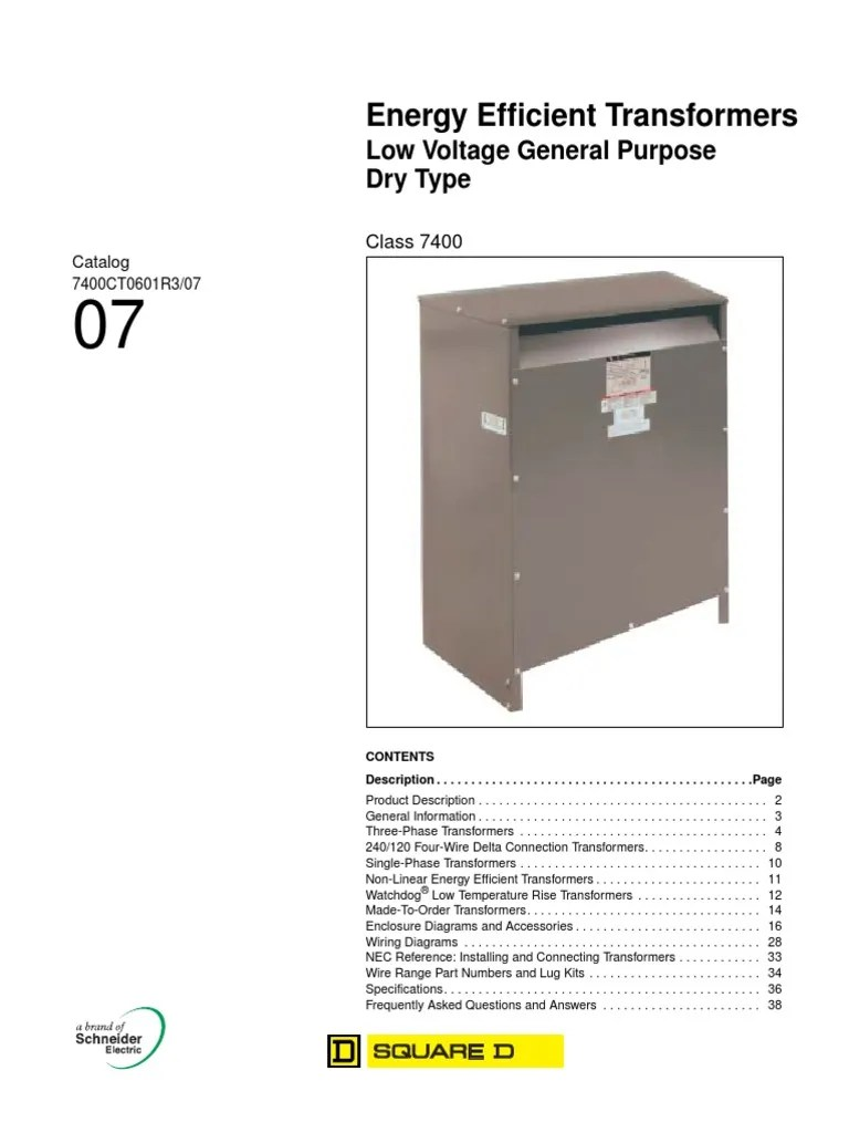 small resolution of dry type transformer wiring diagram