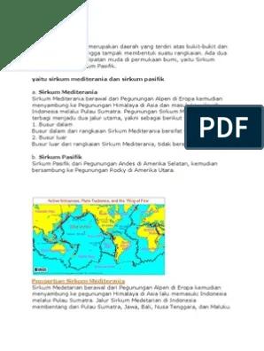 Pengertian Sirkum Mediterania : pengertian, sirkum, mediterania, Jalur, Sirkum, Mediterania