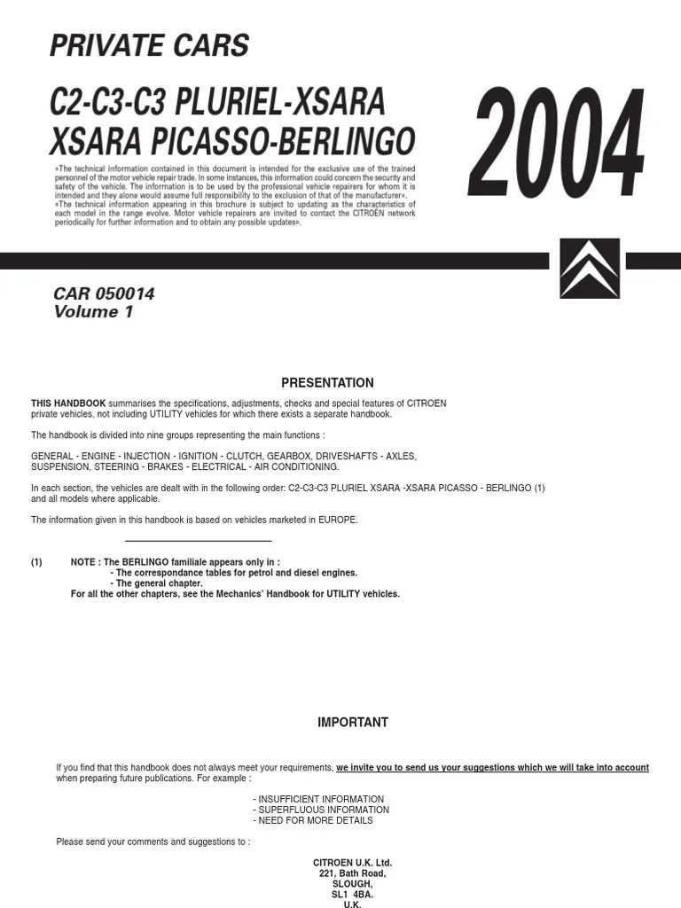 small resolution of citroen xsara 1999 wiring diagram