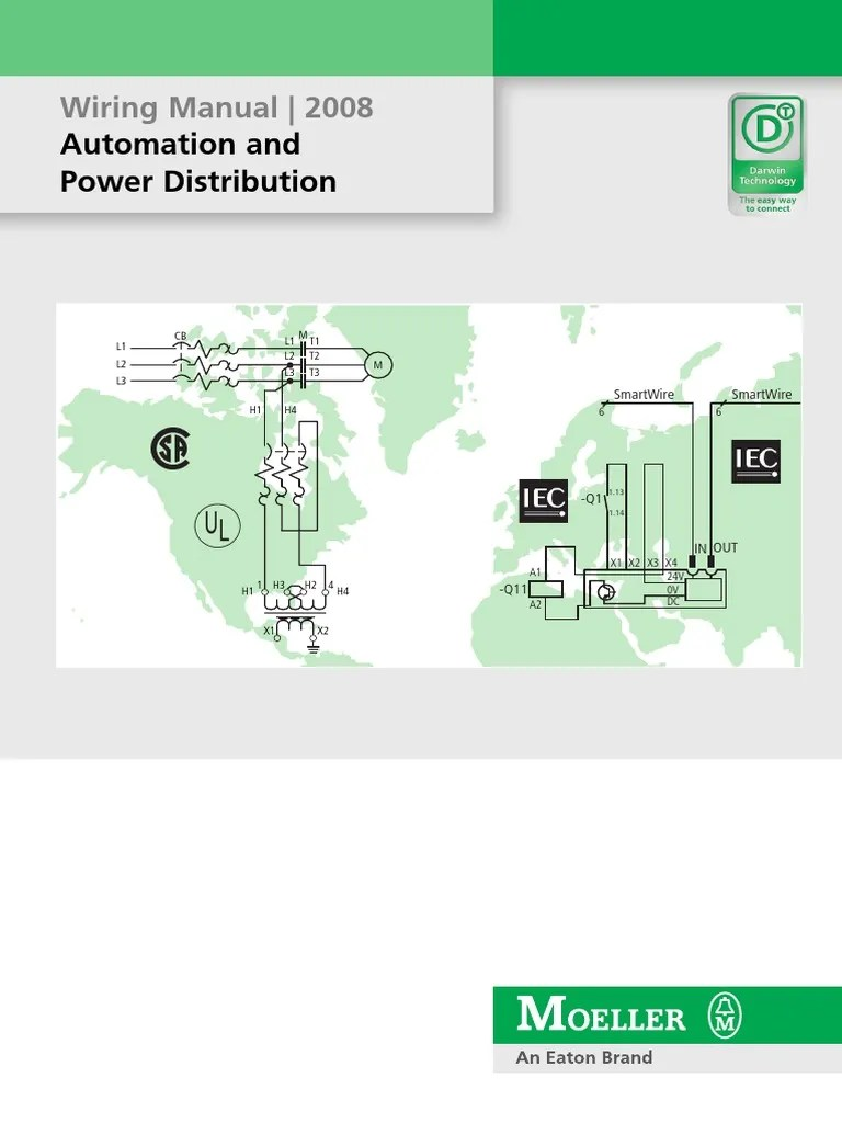 Fantastic Moeller Wiring Manual Collection - Electrical and Wiring ...