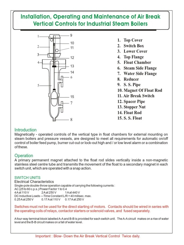 small resolution of electrical control wiring diagram float control