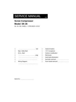 Manual pressor