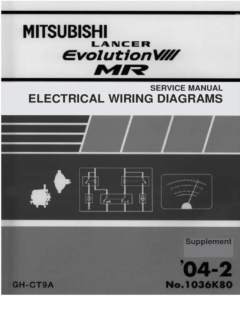 mitsubishi evo 8 ecu wiring diagram [ 768 x 1024 Pixel ]
