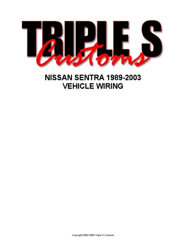 medium resolution of nissan b12 engine fuse box