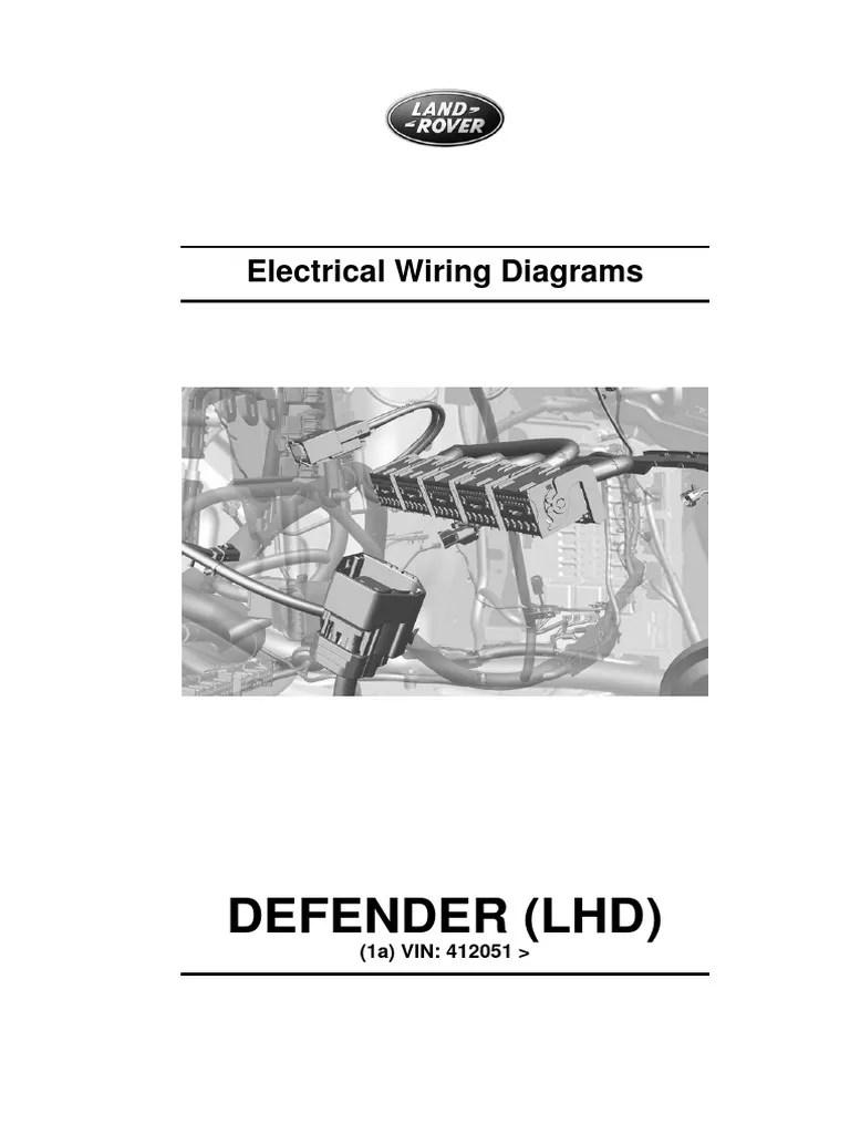 land rover tdci wiring diagram [ 768 x 1024 Pixel ]