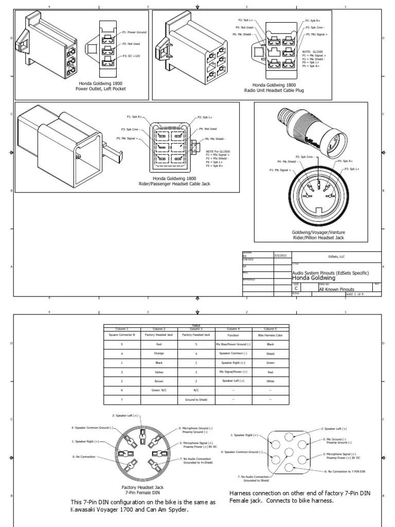 medium resolution of marvelous honda goldwing 1800 wiring diagram contemporary best