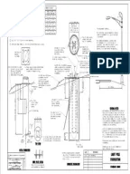 Pole Foundation Excel Sheets