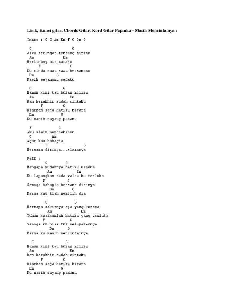 Lirik Lagu Masih Mencintainya Papinka : lirik, masih, mencintainya, papinka, Papinka, Masih_mencintainya.mp3