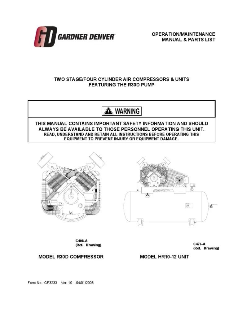 gardner denver motor wiring diagrams [ 768 x 1024 Pixel ]
