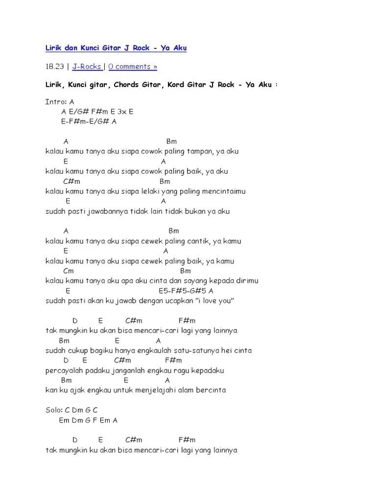 Madu Dan Racun Chord : racun, chord, Kunci, Gitar, Racun, Sekali