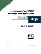 ADT Safewatch Pro 3000