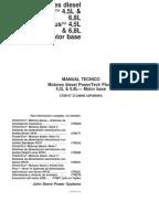 Motores Diesel 4045 y 6068