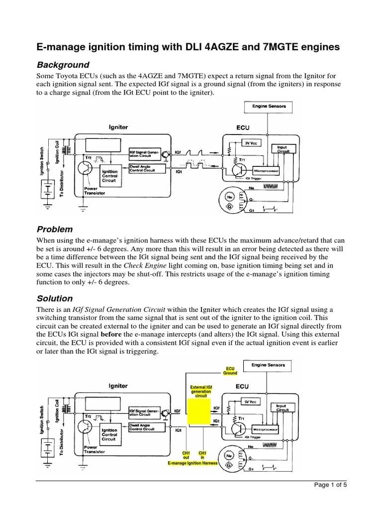 medium resolution of i need a wiring diagram for toyotum caldina