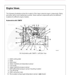 mins isx engine cooling system diagram m11 engine diagram [ 768 x 1024 Pixel ]