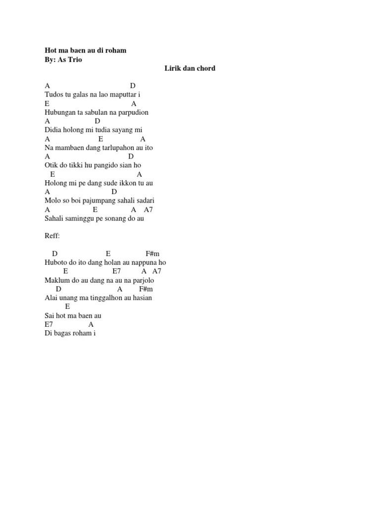 Lirik Patik Palimahon : lirik, patik, palimahon, Roham, Loisirs, Divertissement, (Général)