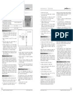 Bajaj Pulsar 180 DTSi Workshop Manual Part 2 in English