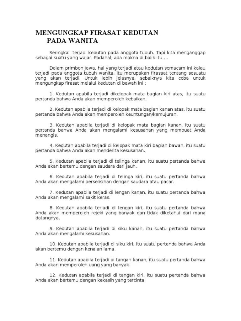 Arti Kedutan Kelopak Mata Kanan Bawah : kedutan, kelopak, kanan, bawah, Kelopak, Kanan, Berkedut, Terus, Menerus