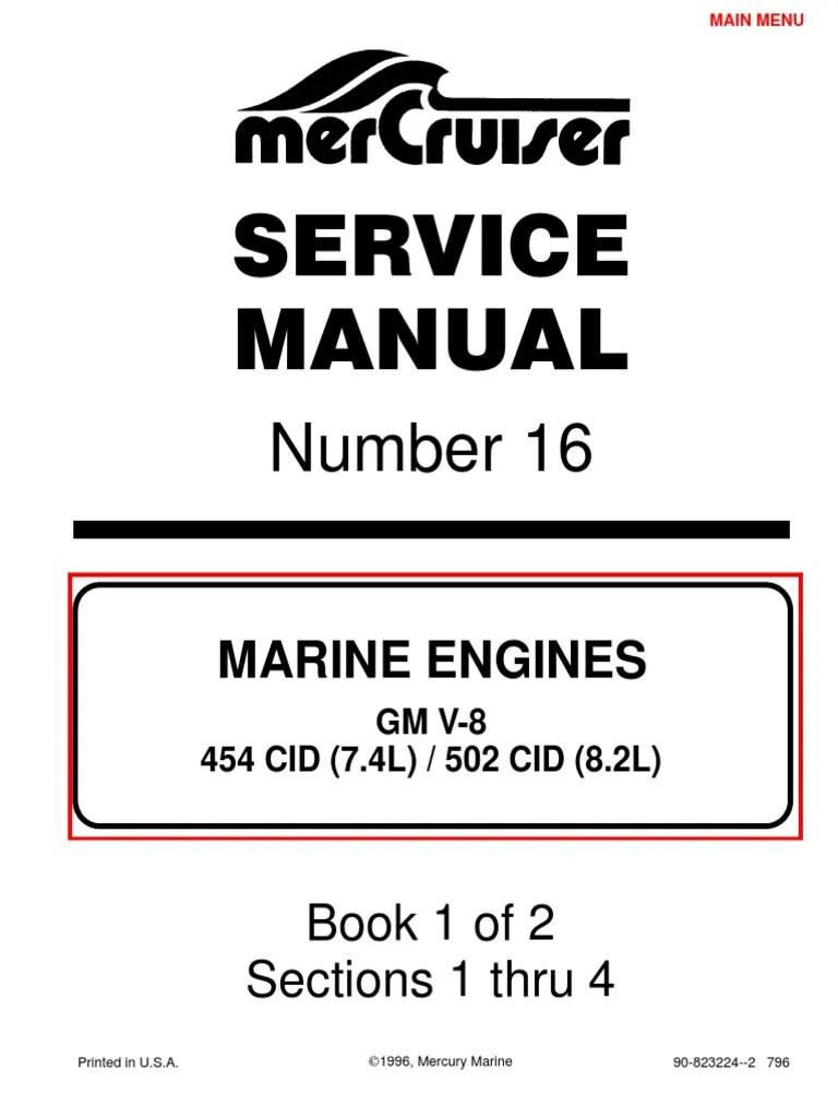 chevy 454 engine part diagram 1989 [ 768 x 1024 Pixel ]