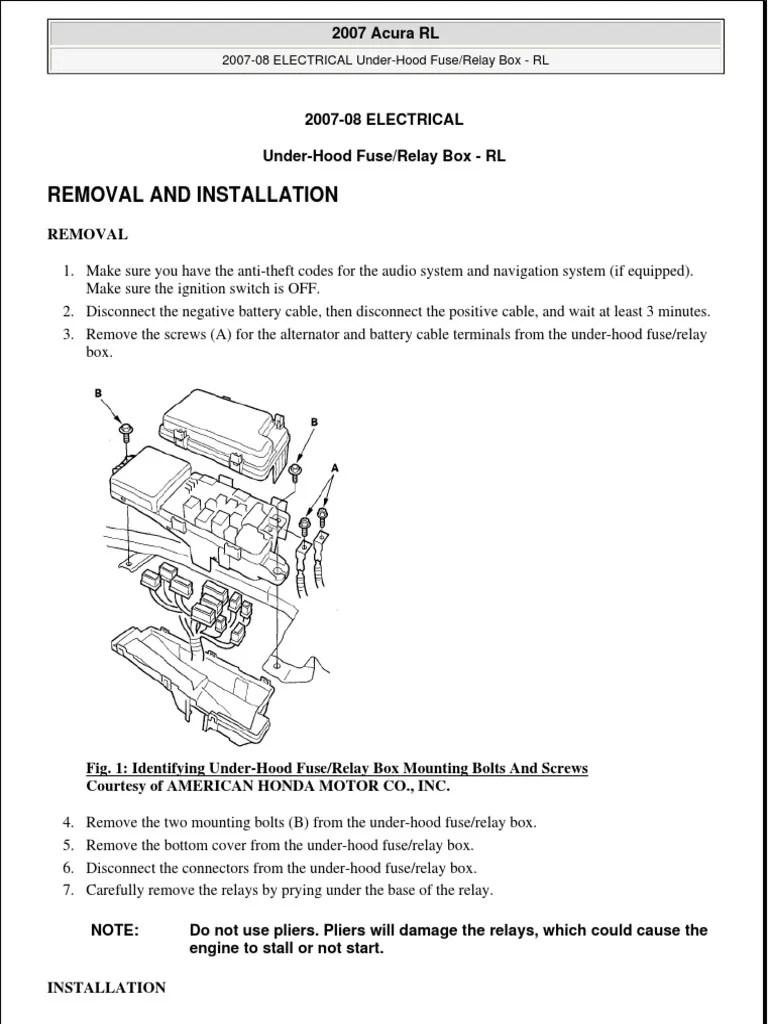 medium resolution of hood fuse box