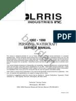 polaris sportsman 90 wiring diagram dual humbucker atv service manual repair 1985 1995 all models pwc 1992 1998 factory