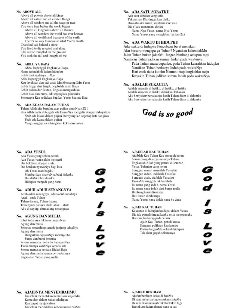 Lirik Lagu Waktu Tuhan Bukan Waktu Kita : lirik, waktu, tuhan, bukan, Lirik, Dengan, Apakan, Kubalas, Tuhan