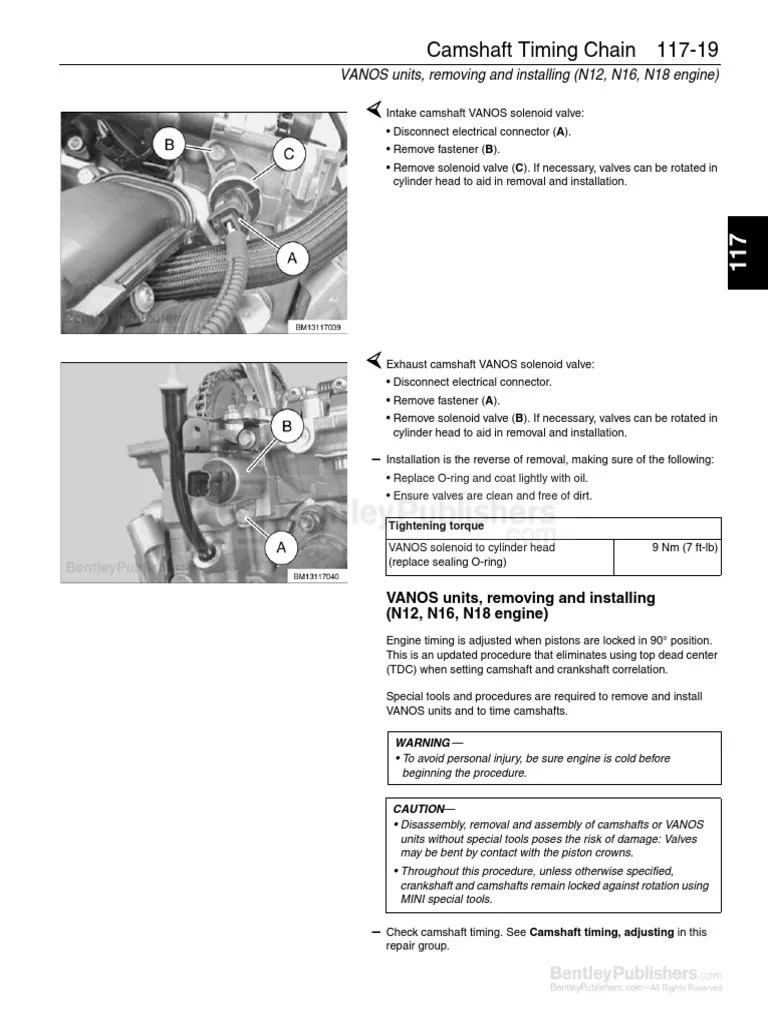 hight resolution of 2007 mini cooper vanos wiring wiring diagram used 2007 mini cooper vanos wiring
