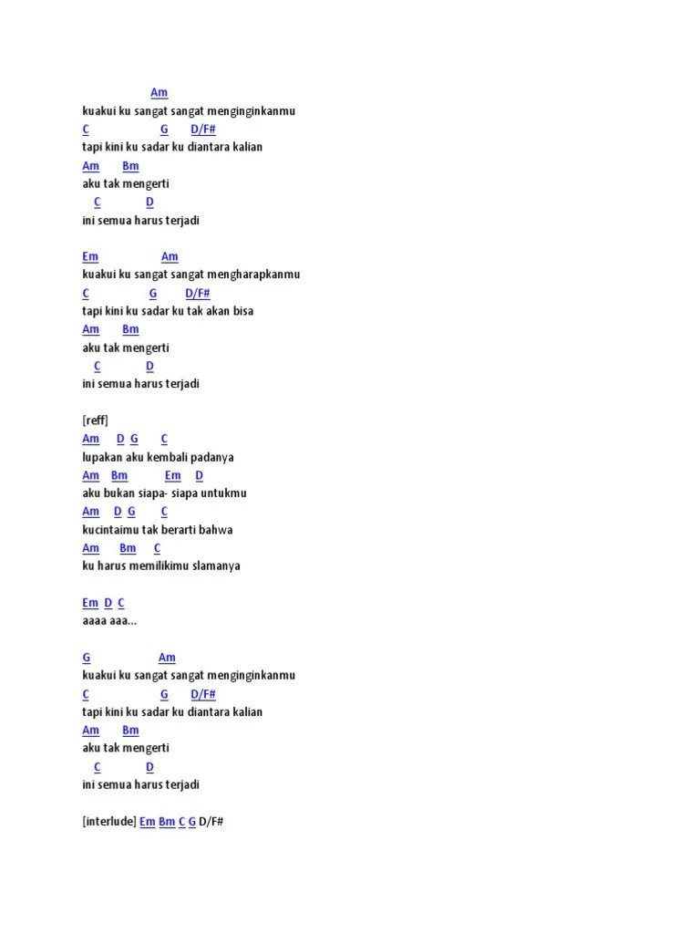Chord Dmasiv Diantara Kalian : chord, dmasiv, diantara, kalian, Dmasiv, Antara, Kalian, Chord