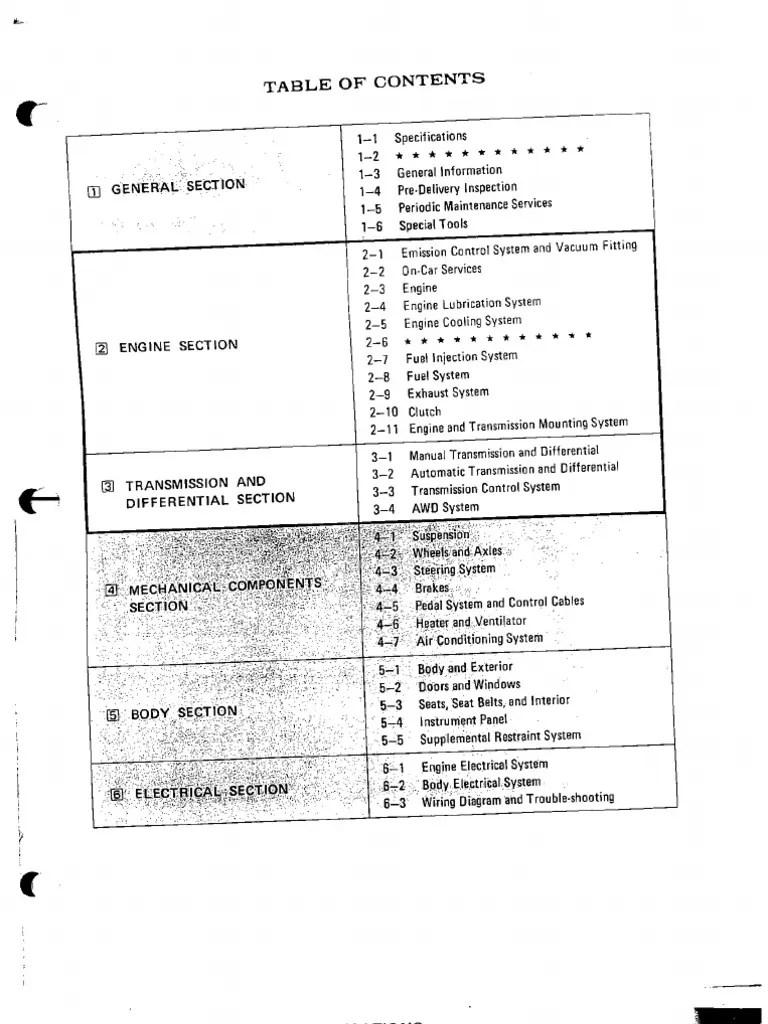 1997 subaru legacy outback transmission wiring [ 768 x 1024 Pixel ]