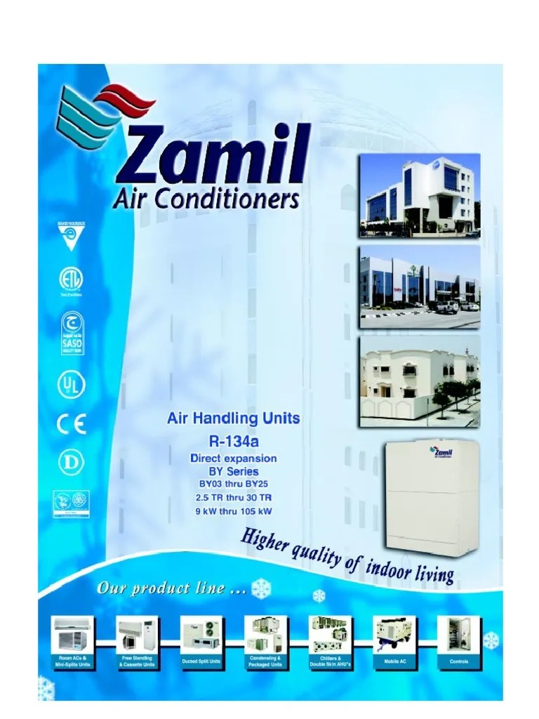 zamil air conditioner wiring diagram [ 768 x 1024 Pixel ]