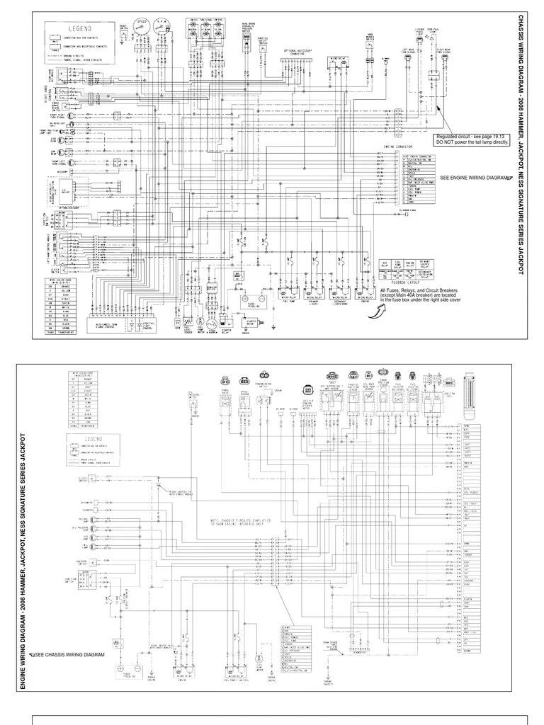 victory hammer wiring diagrams victory hammer wiring diagram 2006 victory wiring diagram [ 768 x 1024 Pixel ]