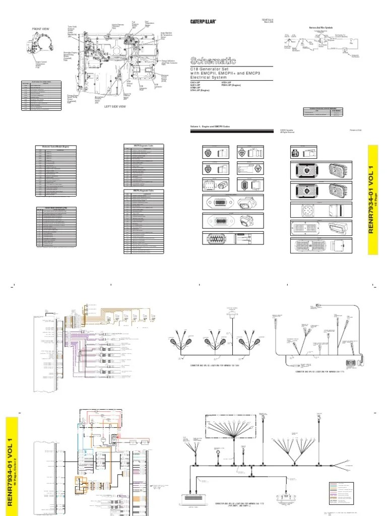 hight resolution of caterpillar c18 pdf