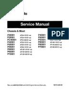 CAT 16H service manual