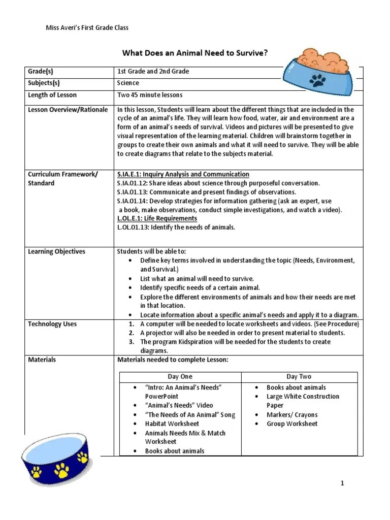 small resolution of lesson plan with kidsperation   Lesson Plan   Education Theory