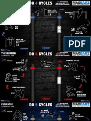 Madbarz Workout : madbarz, workout, Madbarz, Workout, WorkoutWalls