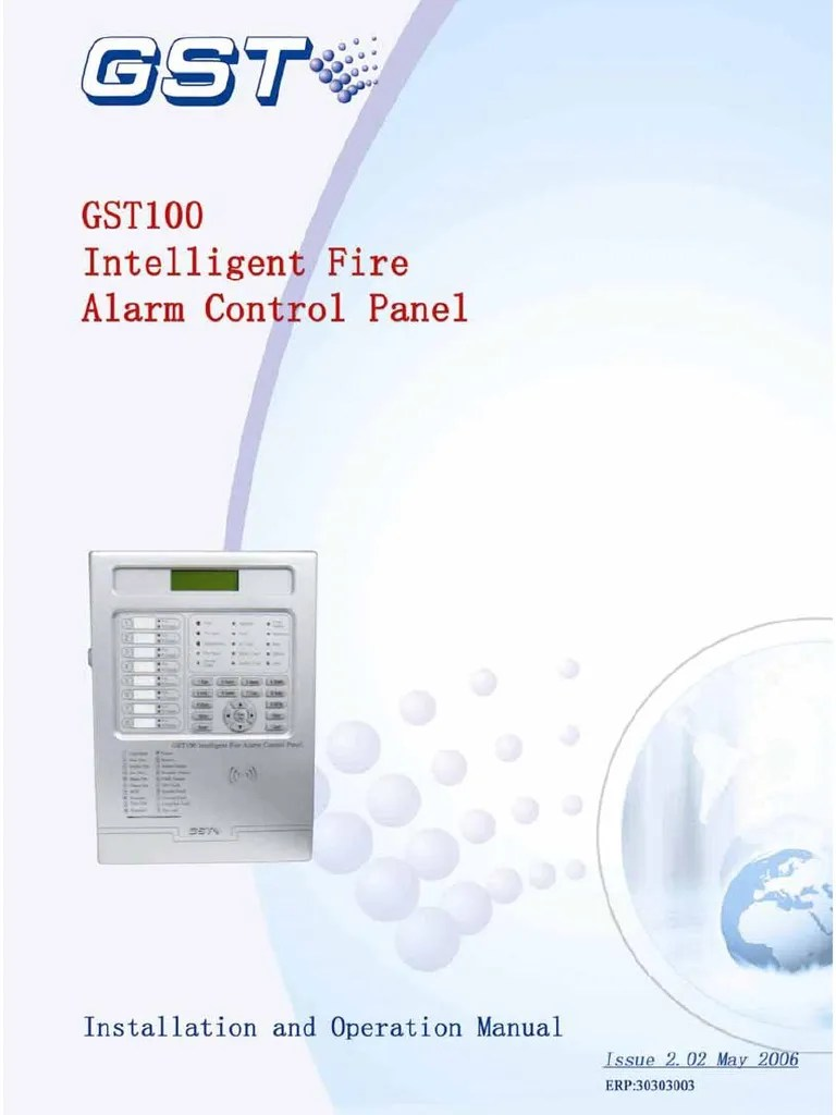 medium resolution of gst100 installation and operation manual light emitting diode manufactured goods