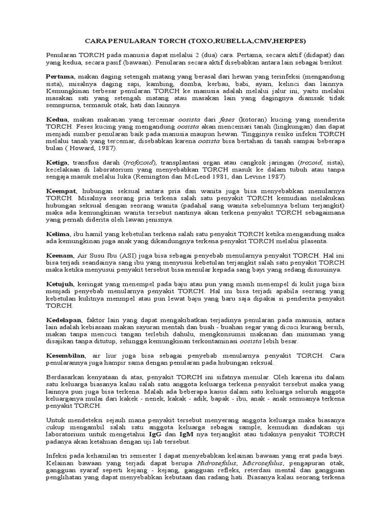Penyebab Pengapuran Plasenta : penyebab, pengapuran, plasenta, Penularan, Virus, Rubella