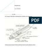 B737-Air Conditioning Systems Summary
