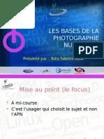 Les Bases De La Photographie Pdf : bases, photographie, Cours, Photographie, Objectif, Photographique
