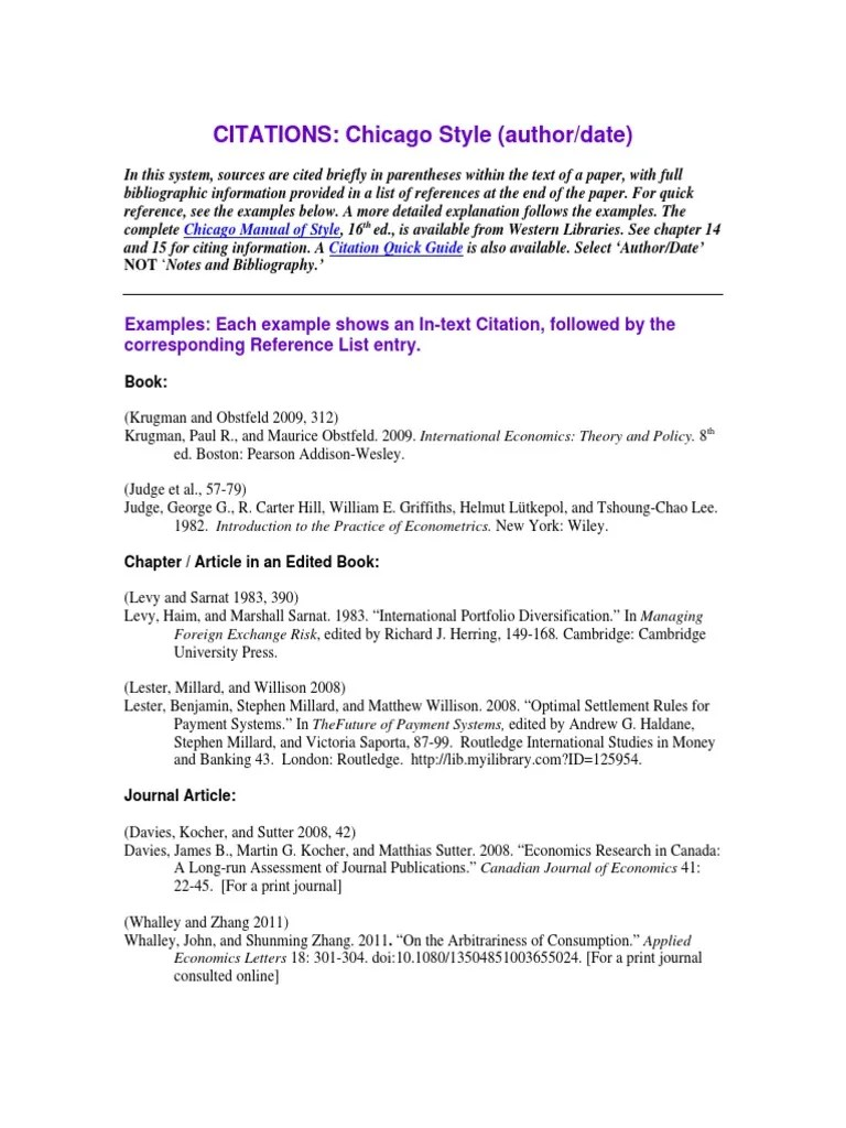 Essay Style Paper Turabian Style Essay Example Bibliography In A