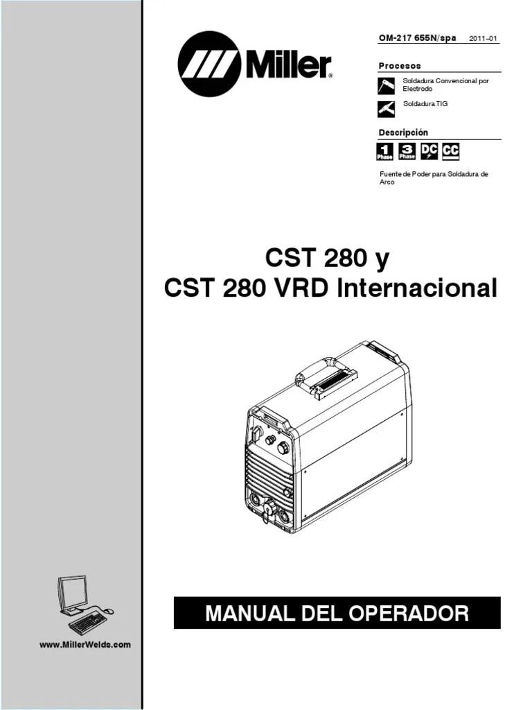 Miller Cst 280 Wiring Diagram : 29 Wiring Diagram Images
