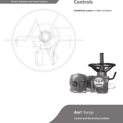 Rotork Wiring Diagram Awt Clever Venn Actuator Switch Thermostat