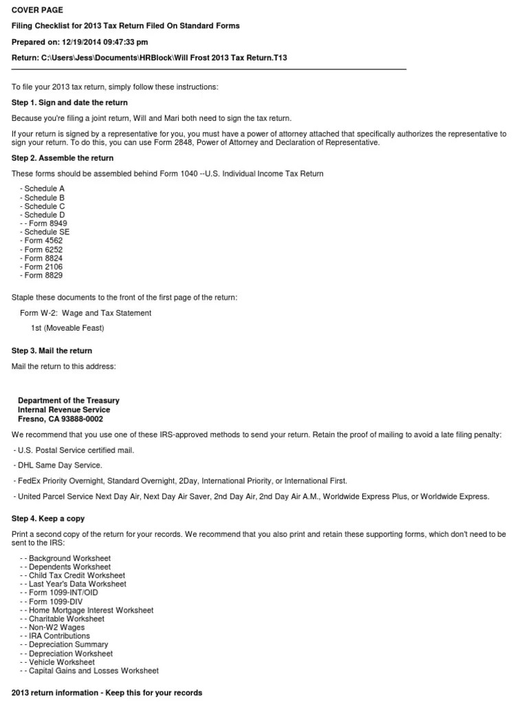 Worksheet Irs Qualified Dividends And Capital Gain Tax Worksheet