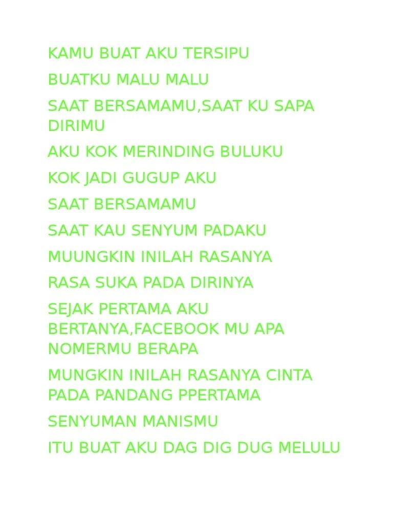 Download Lagu Kamu Coboy Junior : download, coboy, junior, Lirik, Kamu(Coboy, Junior)