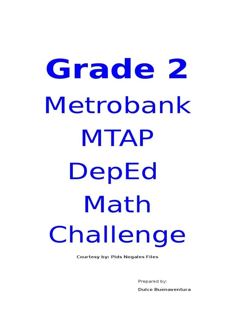 Grade Reviewer Mtap 6