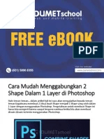 Cara Menggabungkan Layer Pada Photoshop : menggabungkan, layer, photoshop, Kursus, Photoshop, Mudah, Menggabungkan, Shape, Dalam, Layer