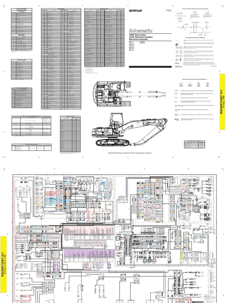 small resolution of cat 320b wiring diagram wiring diagram pioneer radio wiring diagram cat 320b wiring diagram