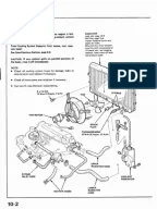 Honda Civic Service Manual 96-98