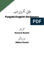 Urdu and Punjabi Slang