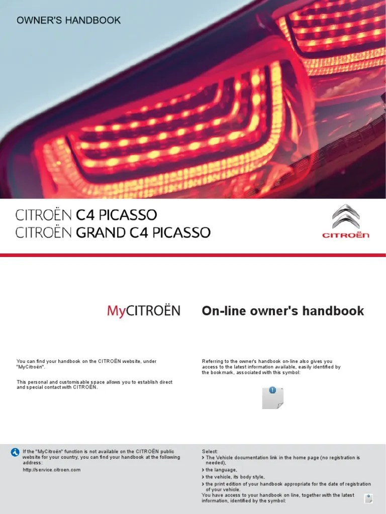 citroen picasso fuse box brake lights [ 768 x 1024 Pixel ]